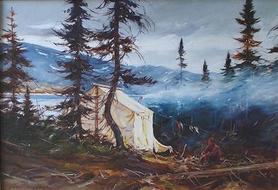 Labrador Tent