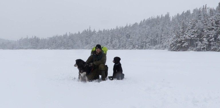 snow storm camp #2